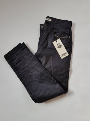 Pantalón de cinco bolsillos negro