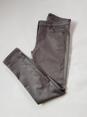 Esprit Five-Pocket Trousers silver-colored-grey