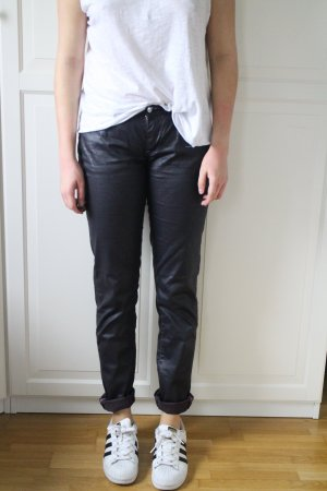 Beschichtete Pepe Jeans Hose