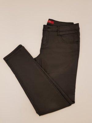 Beschichtete Stretch Jeans von S.Oliver in Grau