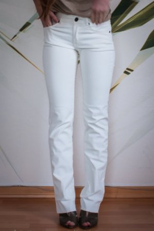 Beschichtete weiße Hose - IKKS - 36-38