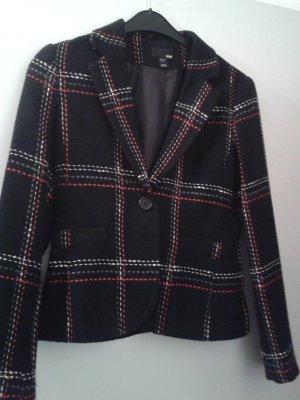 besonderer BLOGGER Basic Jacke Blazer Wollblazer - unten etwas ausgestellt - Gr. 38
