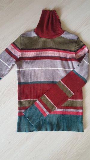 Kookai Jersey de cuello alto multicolor Lana