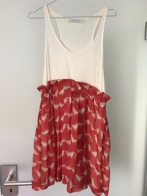Besonderes Kleid mit Vögeln von Minkpink Größe M
