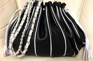 Madeleine Shoulder Bag multicolored leather