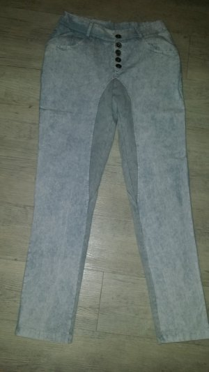 Best Connections Boyfriend Trousers light grey