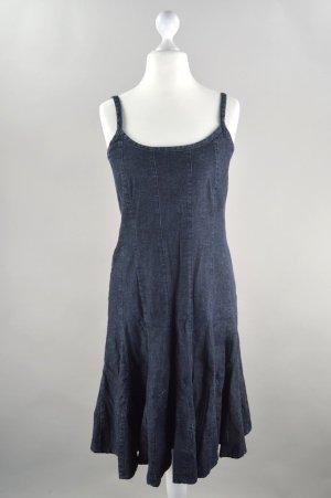 Best Connection Kleid Jeanskleid blau Größe 40