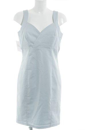 Best Connections Robe de soirée bleu azur élégant