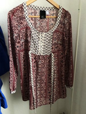 Best Connections Bluse Tunika Boho Ethno Muster