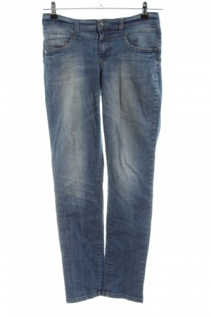 Best Connections Boyfriend jeans blauw casual uitstraling