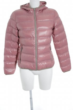 Best Connections Down Jacket pink casual look