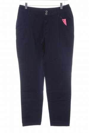 Best Connections Five-Pocket Trousers dark blue dandy style