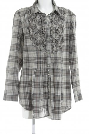 Best Connections Shirt Blouse check pattern casual look