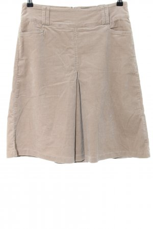 Best Connections High Waist Rock wollweiß Casual-Look