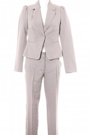 Best Connections Trouser Suit beige flecked casual look
