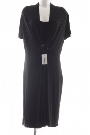 Best Connections Jersey Dress black elegant