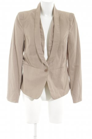 Best Connections Short Blazer nude business style