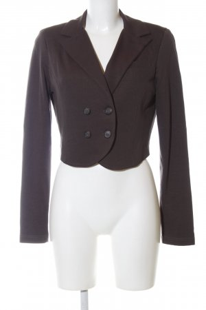 Best Connections Short Blazer brown business style