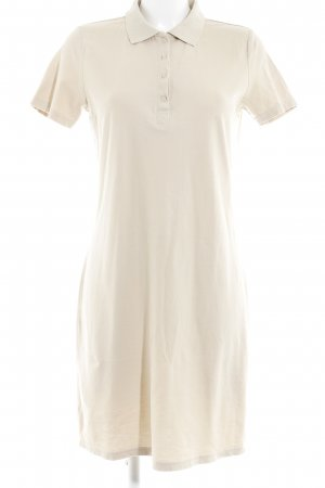 Best Connections Shortsleeve Dress oatmeal minimalist style