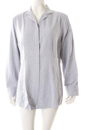 Best Connections Langarm-Bluse himmelblau meliert Vintage-Artikel