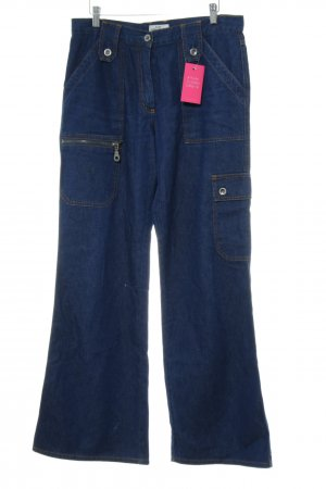 Best Connections Marlene jeans blauw casual uitstraling