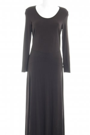 Best Connections Maxi Dress dark brown extravagant style