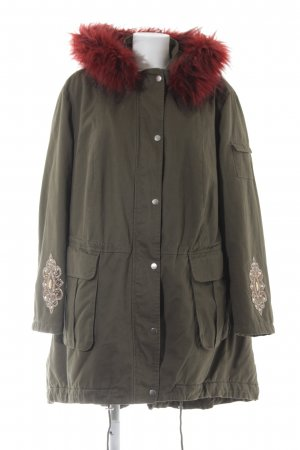 Best Connections Parka khaki Elegant