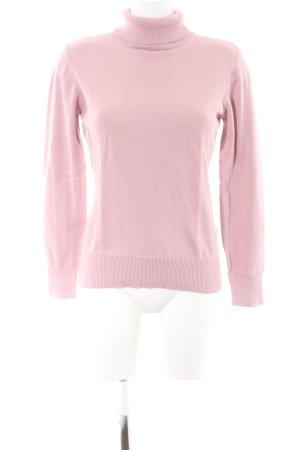 Best Connections Rollkragenpullover pink Casual-Look