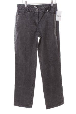 Best Connections Slim Jeans grau Washed-Optik