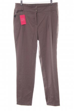 Best Connections Jersey Pants grey brown business style