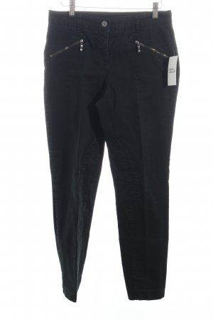 Best Connections Stretch Jeans black athletic style