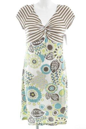 Best Connections Stretch jurk bloemenprint Beach-look