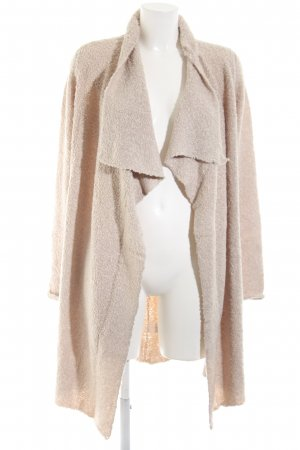 Best Connections Knitted Cardigan cream casual look