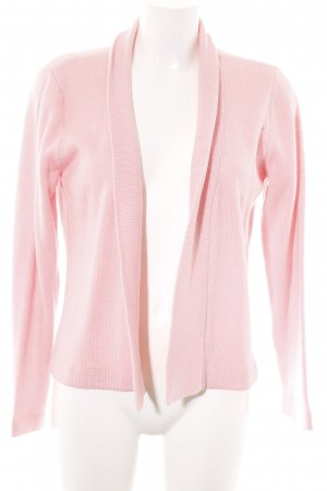 Best Connections Strickjacke pink Business-Look