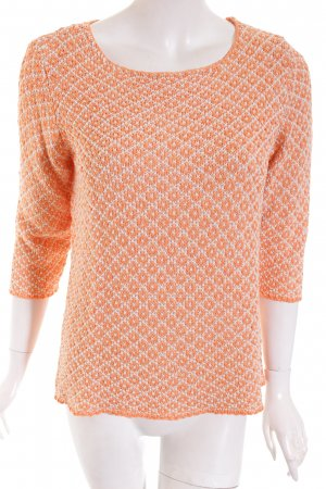 Best Connections Knitted Sweater apricot-light grey casual look