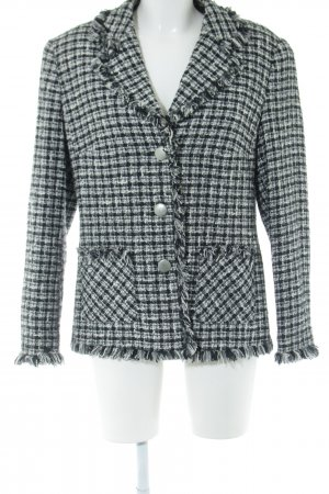 Best Connections Tweed Blazer check pattern business style