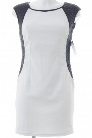 Best emilie Sheath Dress black-white casual look