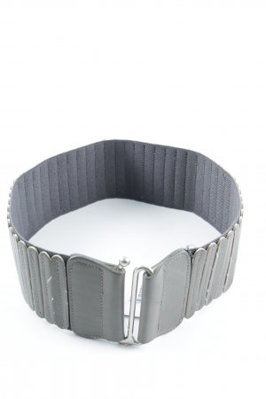 Best emilie Hüftgürtel grau schlichter Stil