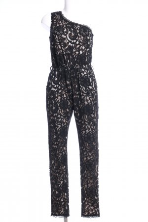 Best emilie Jumpsuit natural white-black casual look