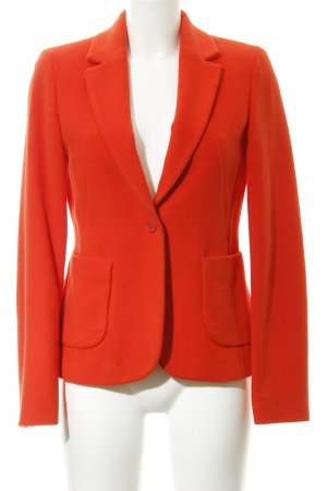 Best emilie Wool Blazer neon orange casual look