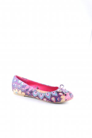 Best mountain Ballerinas floral pattern casual look