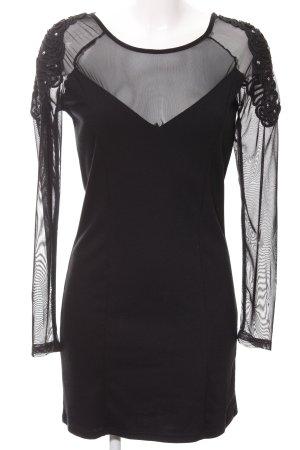 Best mountain Longsleeve Dress black party style