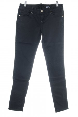 Best mountain Jeans slim fit nero stile casual