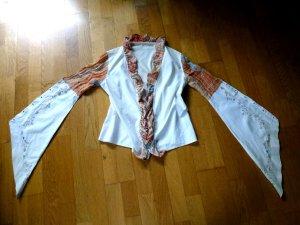 Bestickte Bluse Hippie Boho Folklore L