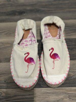 Even & Odd Espadrille Sandals cream-pink