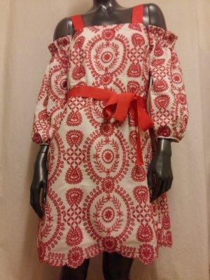 Asos Mini Dress white-red