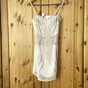 besticktes Mini Kleid von H&M