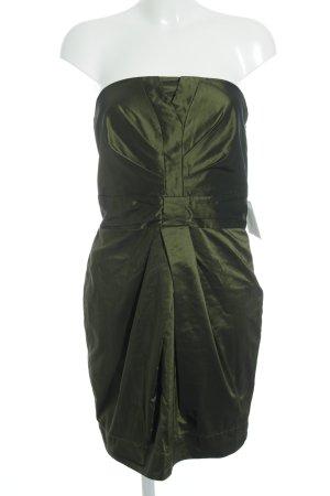 Betelgeuse Cocktailkleid grüngrau klassischer Stil