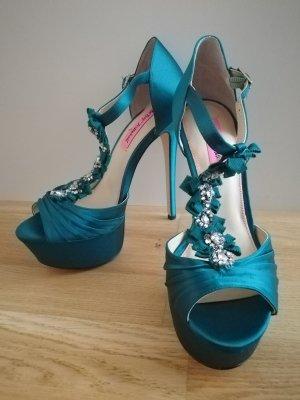Betsey Johnson High Heels multicolored