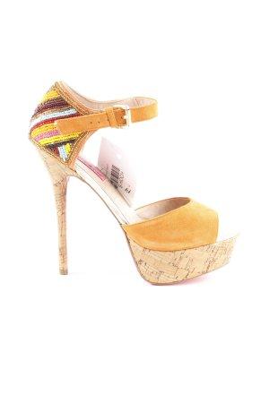 Betsey Johnson High Heels mehrfarbig Elegant
